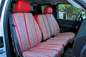 Phoenix Upholstery SADDLE BLANKET seat covers