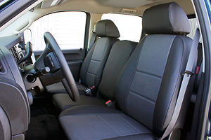 Phoenix Upholstery Perforated Sof Touch Seat Covers